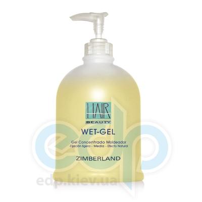 Zimberland - Style Hair Beauty Wet Gel Гель для моделирования легкой фиксации с эффектом мокрых волос - 500 ml (2433)