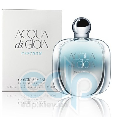 Giorgio Armani Armani Acqua di Gioia Essenza Intense - Набор (парфюмированная вода 50 + лосьон-молочко для тела 75ml x 2 шт)