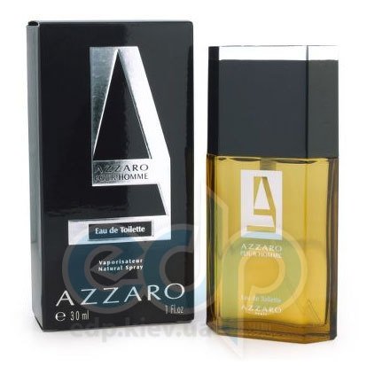 Azzaro pour homme - туалетная вода - 50 ml