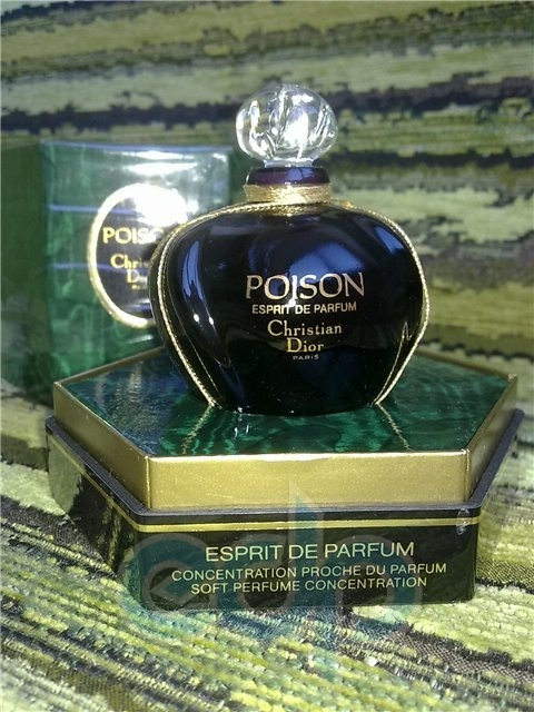 Christian Dior Poison espirit vintage запечатан For Women - духи - 15 ml