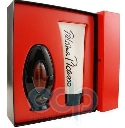 Paloma Picasso -  Набор (парфюмированная вода 50 + лосьон-молочко для тела 200)