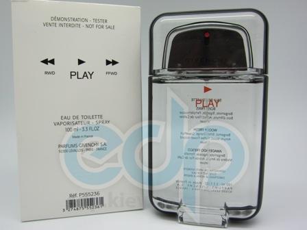 Givenchy Play - туалетная вода - 100 ml TESTER