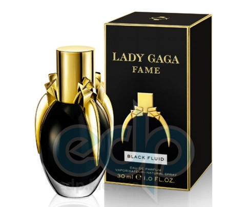 Lady Gaga Fame Black Fluid - парфюмированная вода - 30 ml