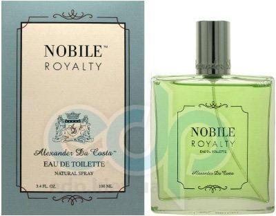 Alexander da Costa Nobile Royalty For Men - парфюмированная вода - 100 ml