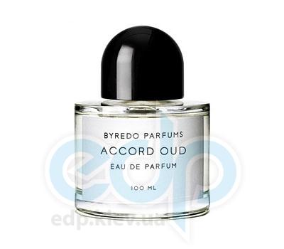 Byredo Accord Oud  - парфюмированная вода - 100ml