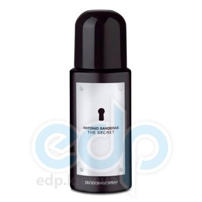Antonio Banderas The Secret -  дезодорант - 150 ml