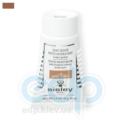Фитоувлажняющий оттеночный крем Sisley - TesSoin Teinté Phyto-hydratant - 04 Beige Ambré  (янтарно-бежевый) 15ml Tester