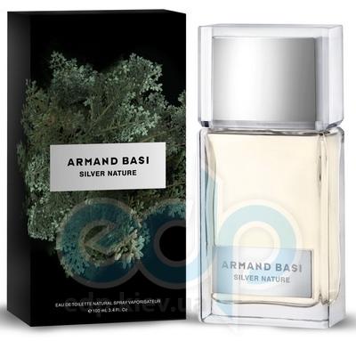 Armand Basi Silver Nature - туалетная вода - 100 ml