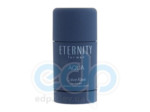Calvin Klein Eternity Aqua - дезодорант стик - 75 ml