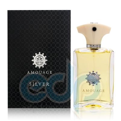 Amouage Silver Cologne - парфюмированная вода - 100 ml