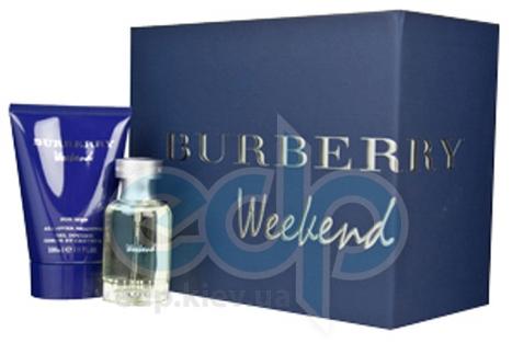 Burberry Weekend for men -  Набор (туалетная вода 50 + гель для душа 100)