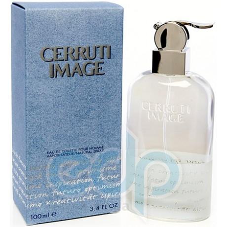 Cerruti Image pour homme -  Набор (туалетная вода 50 + шампунь 100 + бальзам после бритья 100)