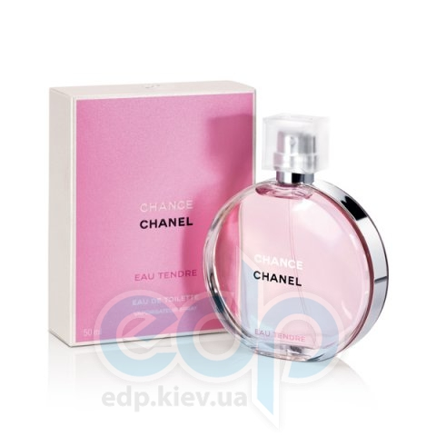 Chanel Chance Eau Tendre - туалетная вода -  пробник (виалка) 2 ml