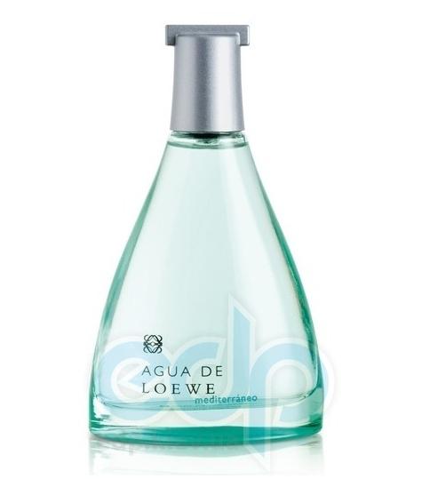Agua de Loewe Mediterraneo - туалетная вода - 100 ml TESTER