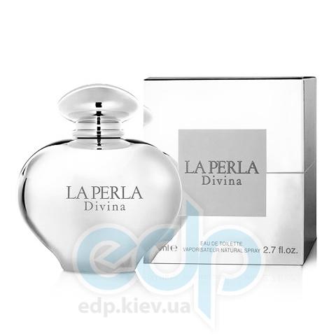 La Perla Divina Silver Edition - туалетная вода - 80 ml TESTER