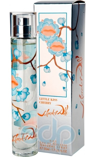 Salvador Dali Little Kiss Cherry - туалетная вода - 50 ml