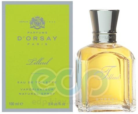DOrsay Tilleul - туалетная вода - 50 ml