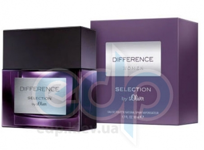 s.Oliver Difference Women - парфюмированная вода - 30 ml