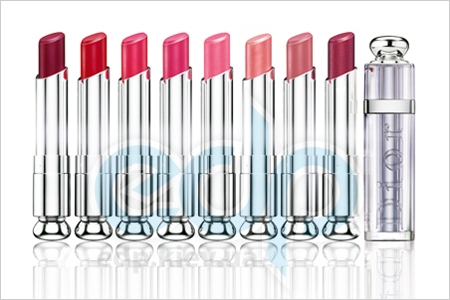 Помада для губ увлажняющая, придающая объем и блеск Christian Dior -  Dior Addict №963 - 3.5g
