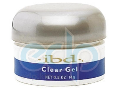 ibd - Clear Gel Прозрачный укрепляющий гель - 14 ml
