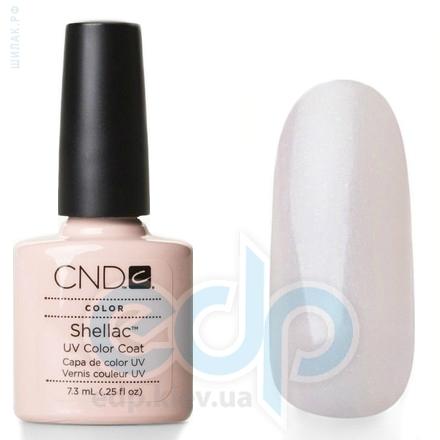 CND Shellac - Beau Гель-лак бледно-розовый с перламутром №513 - 7.3 ml