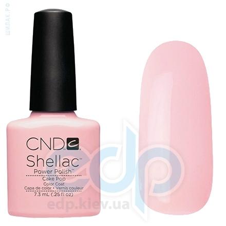 CND Shellac - Cake Pop Гель-лак нежно-розовый, эмаль №859 - 7.3 ml