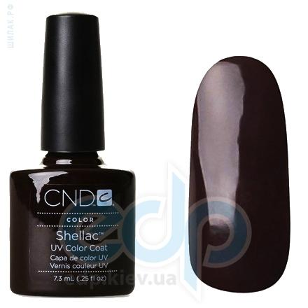 CND Shellac - Faux Fur Гель-лак тёмно-коричневый, шоколадный №546 - 7.3 ml