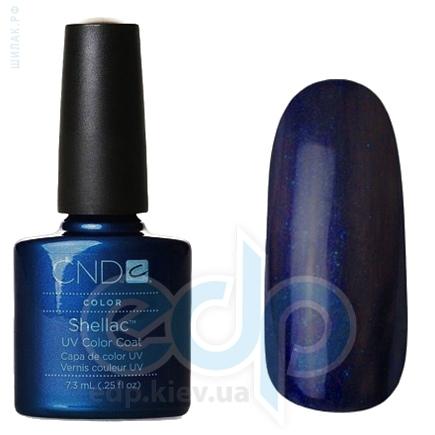 CND Shellac - Midnight Swim Гель-лак тёмно-синий, перламутр №548 - 7.3 ml