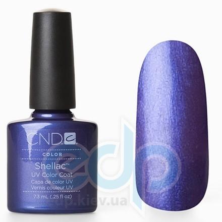 CND Shellac - Purple Purple Гель-лак сине-фиолетовый с микроблеском №530 - 7.3 ml
