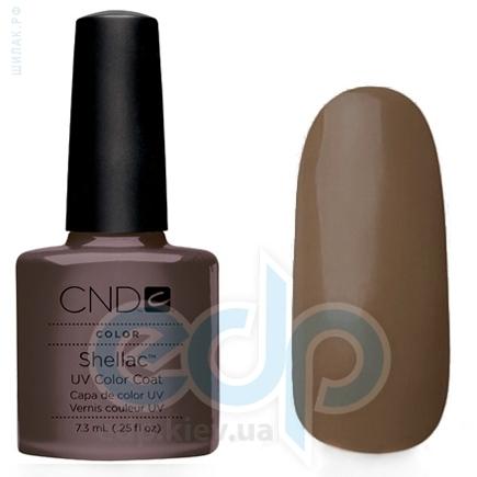 CND Shellac - Rubble Гель-лак серо-коричневый, эмаль №534 - 7.3 ml