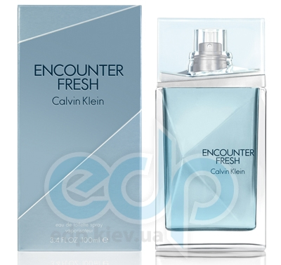 Calvin Klein Encounter Fresh - туалетная вода - 30 ml