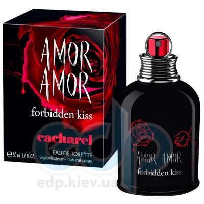 Cacharel Amor Amor Forbidden Kiss - туалетная вода - 50 ml