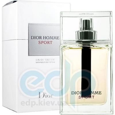 Christian Dior Dior Homme Sport 2012 - туалетная вода - 50 ml