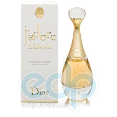 Christian Dior Jadore LAbsolu - парфюмированная вода - 75 ml