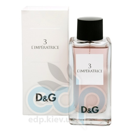 Dolce Gabbana Anthology LImperatrice 3