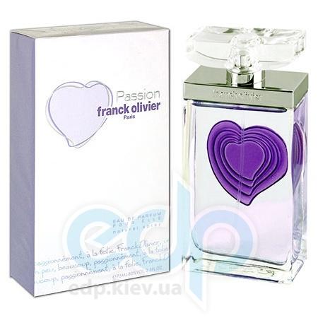 Franck Olivier Passion - парфюмированная вода - 50 ml