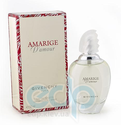 Givenchy Amarige Damour - туалетная вода - 100 ml