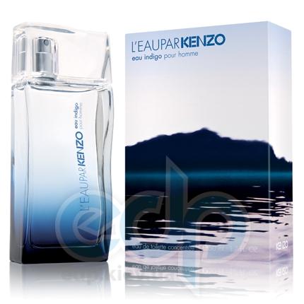 Leau par Kenzo Eau Indigo pour homme - туалетная вода - 50 ml