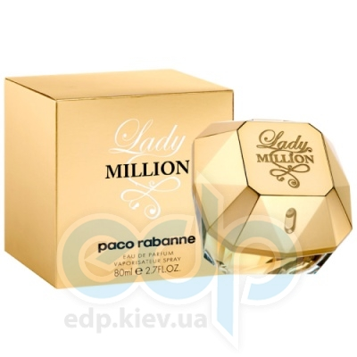 Paco Rabanne Lady Million - парфюмированная вода -  mini 5 ml