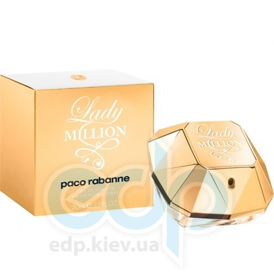 Paco Rabanne Lady Million Eau de Toilette - туалетная вода -  mini 5 ml