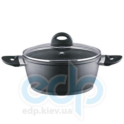 Granchio (посуда) Granchio -  Сотейник Granchio Marmo Induction, диаметр 24см, 5л (арт. 88010)