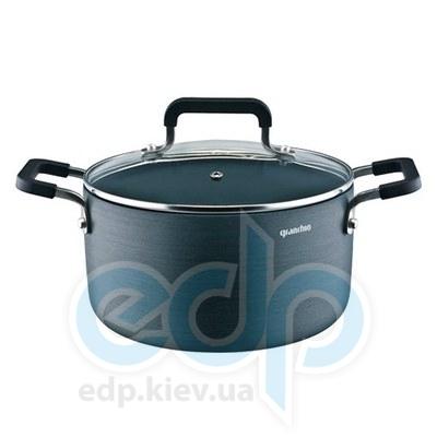 Granchio (посуда) Granchio -  Кастрюля Granchio Eco Vitale - объем 6 л. Диаметр 24 см. (арт. 88044)