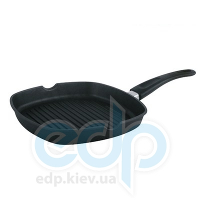 Granchio (посуда) Granchio -  Сковорода-гриль Granchio Grill - размер 24х24 см (арт. 88250)