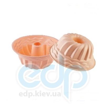 Granchio (посуда) Granchio -  Форма силиконовая для кекса высокая Granchio Silico Flex  диаметр 24 см (арт. 88402)