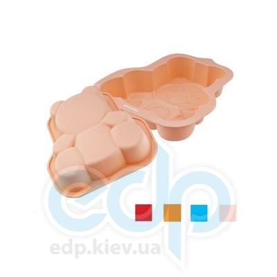 Granchio (посуда) Granchio -  Форма силиконовая для выпечки Медвежонок Granchio Silico Flex   размер 18.5х20 см (арт. 88426)