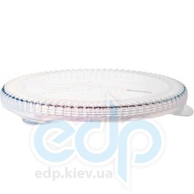Granchio (посуда) Granchio -  Набор силиконовых крышек Granchio Silico Flex объем 11.5 см , 2 штуки (арт. 88428)