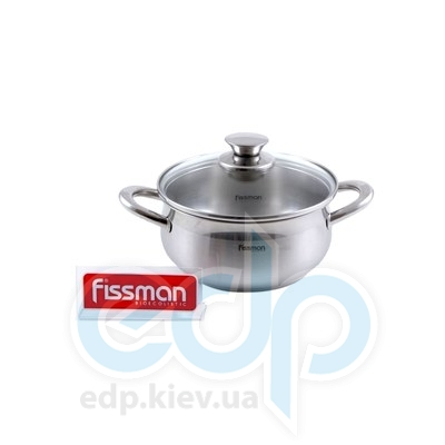Fissman (посуда) Fissman - Кастрюля ORIANA 18x8.5см 2.1л  (ФС5342)