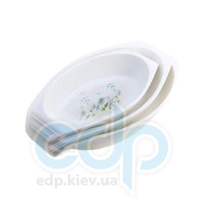 Maestro (посуда) Maestro - Блюдо овальное Гортензия (МР11035-42)