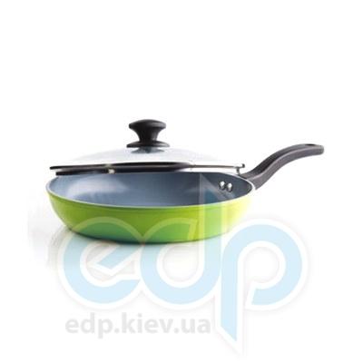 Maestro (посуда) Maestro - Сковорода 28 см Color (МР1208-28NEW)