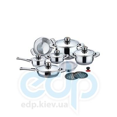 Maestro (посуда) Maestro - Набор посуды 16пр.   (МР3504)